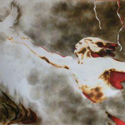 Prometeusz ofiarujacy pokoj