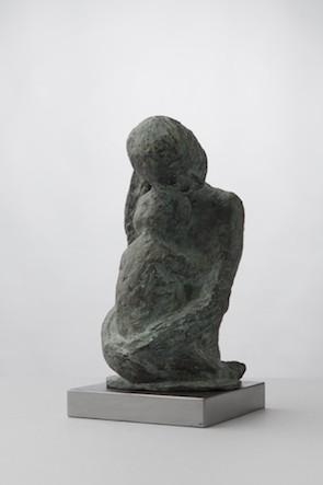 Monika Osiecka rzeźba (10) – macierzysntwo
