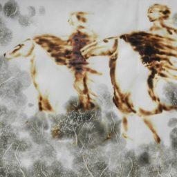 jezdzcy na koniach