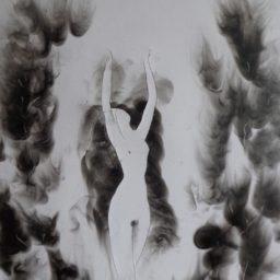 pożądanie 2012 rok 50 x 70 cm