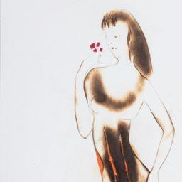 Kocha nie kocha – He loves me he loves me not, 2012 r. 20,5×56 cm