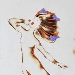 Koloratura – Coloratura 2013 mixed media 25,5×61,5 cm
