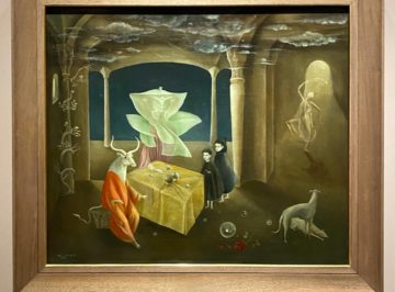 Leonora Carrington, And Then We Saw the Daughter of the Minotaur, 1953