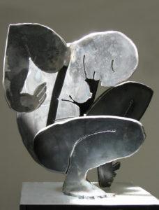 Paweł Orlowski rzeźba wycinanki