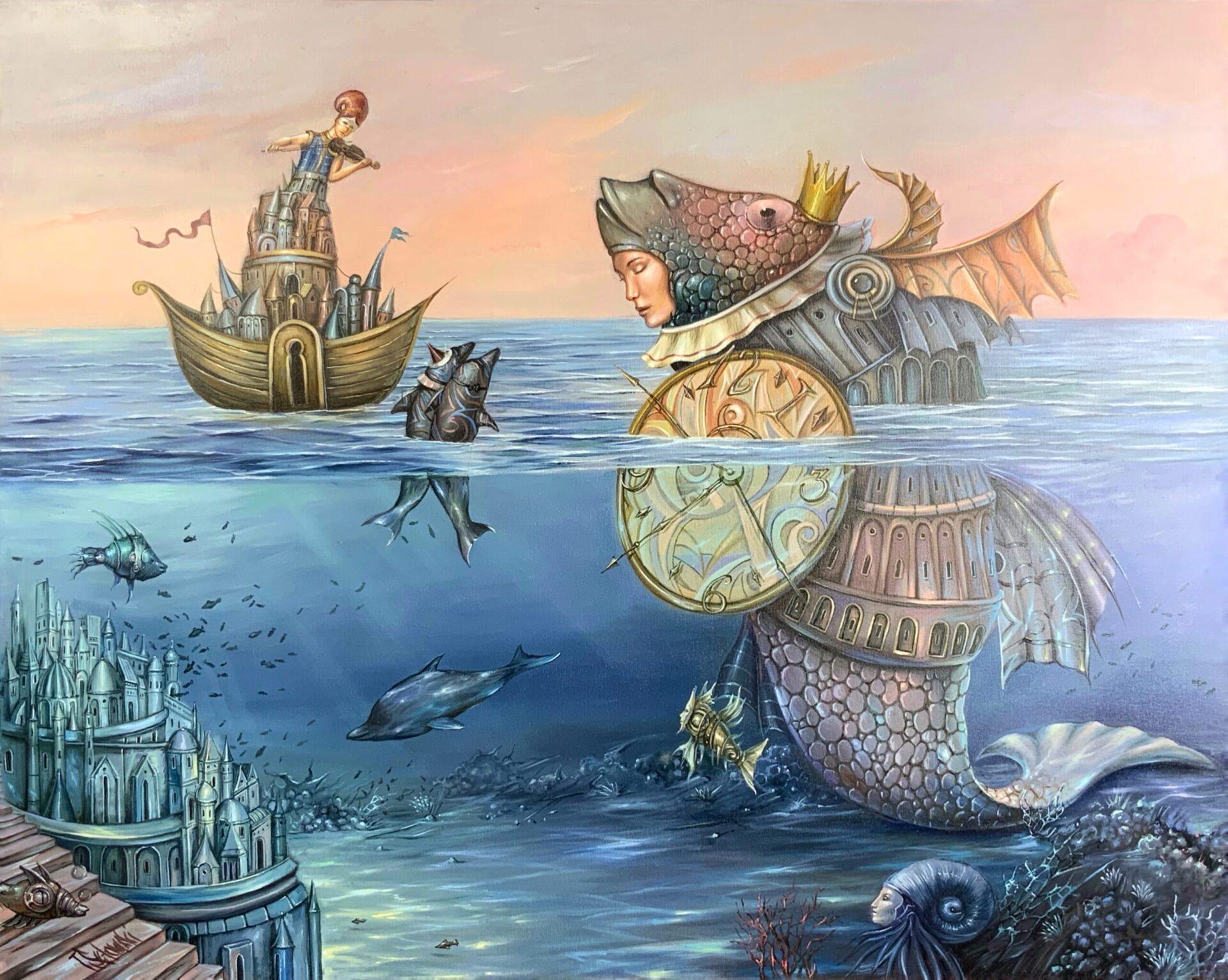 Tomasz Sętowski Underwater song