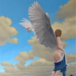Angel 200x150cm