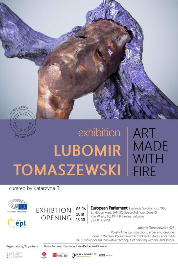 Wystawa w Parlamencie Europejskim,2018